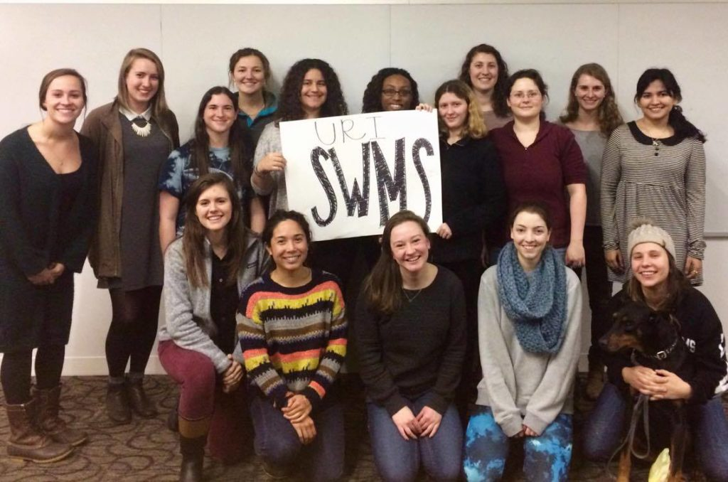 Introducing the new URI SWMS chapter!